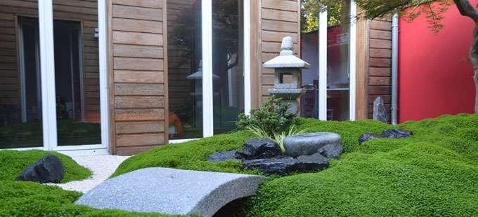 cr er ou faites cr er votre jardin jardin japonais. Black Bedroom Furniture Sets. Home Design Ideas